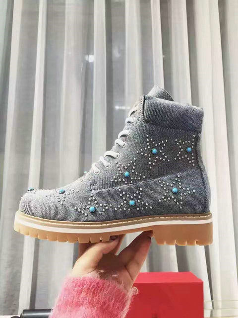 2016 Fall/Winter Valentino Garavani Starstudded Boot for Women