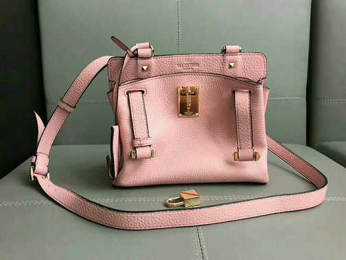 2017 Fall/Winter Valentino Garavani Joylock Small Handbag in Pink