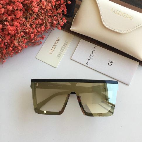1878d81601 2018 Valentino Oversize Square Metal Sunglasses  VA1008C  -  116.24 ...