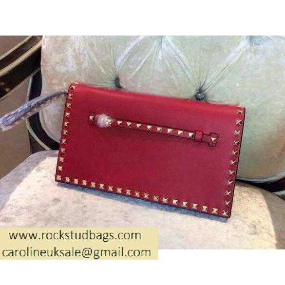 Valentino Clutch wallet EWB00399-ANG301 Y19 Red