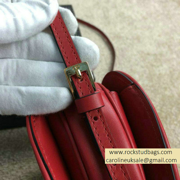 Valentino Garavani cross-body bag in red